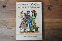 ◆30%off◆ドイツ・古本/Zu Gast in andern Landern 1986年