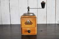 【送料無料】ドイツBeHa/MOKKA木製コーヒーミル/ナチュラル
