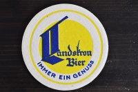 ドイツ・古いペーパーコースター/IMMER EIN GENUSS