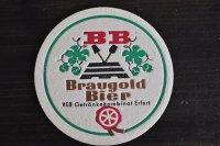 ドイツ・古いペーパーコースター/BraugoldBier