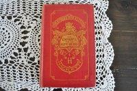 フランス・アンティーク BIBLOTHEQUE ROSE ILLUSTREE/LES ENFANTS DE LA HUTTE-AU-BOIS