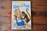 ◆50%off◆ドイツ・古書/サルと女の子/Urte und Pingy
