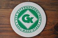 ドイツ・古いペーパーコースター/VEB GETRANKEKOMBINAT