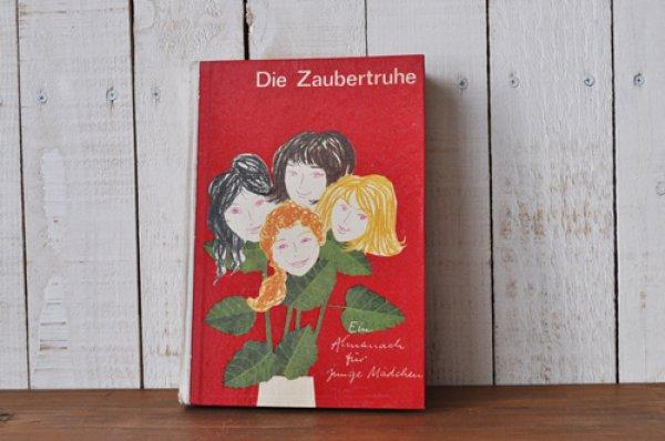 画像1: ◆50%off◆ドイツ・旧東ドイツ時代ハードカバー古書/Die Zaubertruhe1964年