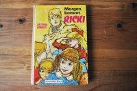◆50%off◆ドイツ・洋古書/Morgen kommt Ricki 1961年