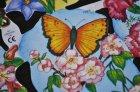 他の写真2: イギリス・クロモス/花・蝶・鳥/バラ