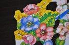 他の写真1: イギリス・クロモス/花・蝶・鳥/バラ