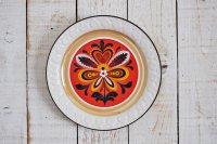 ◆50%off◆ドイツ・GDR(旧東ドイツ)HEIKEシリーズ ハンドペイントの絵皿