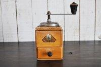 ドイツBeHa/MOKKA木製コーヒーミル/ナチュラル