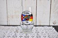 ◆50%off◆ドイツ・ヴィンテージグラス/CUBA'78