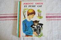 オランダ・絵本 ET PUSSY CAT/JOHNNY SMITH1962年/猫