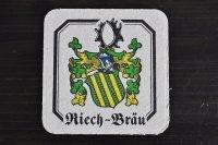 ドイツ・古いペーパーコースター/角/Riech-Bräu