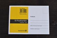 ドイツ・ドイツポスト(ドイツ郵政)ポストカード10枚セット/白無地(現行品)