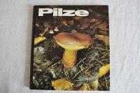 ドイツ・DDR(東ドイツ時代)きのこ図鑑 Pilze1986年