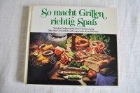 ドイツ・料理本So macht Grillen richtig Spaß 1977年