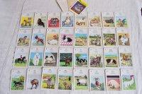 ドイツ・ヴィンテージ カードゲーム/絵合わせ/動物