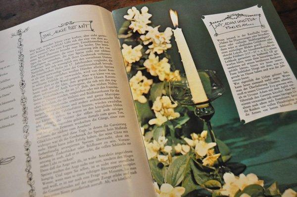 画像2: ドイツ・東ドイツ時代 料理冊子 『Leckerbissen furliebe Gaste』