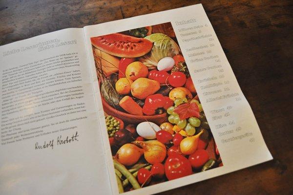 画像2: ドイツ・料理冊子Bunt garniert(カラフルな飾り)