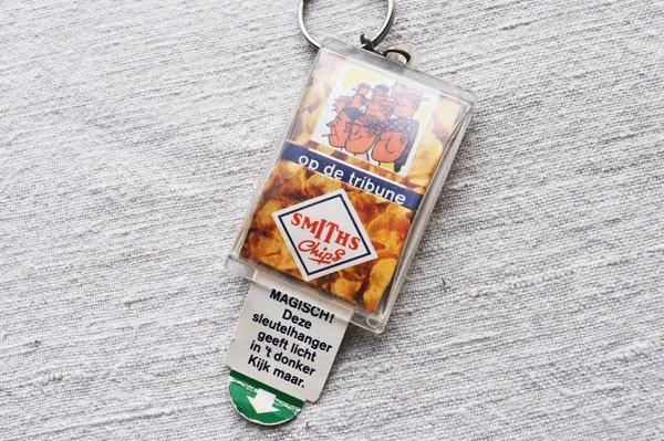 画像2: オランダ・ヴィンテージ ノベルティキーホルダー/SMITHS Chips