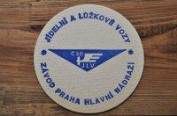 ◆30%off◆チェコ・古いペーパーコースター/CSD*JLV