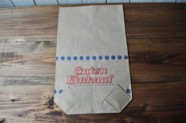 画像1: ◆値下げ◆DDR時代(旧東ドイツ)・味な紙袋/GutenEinkauf