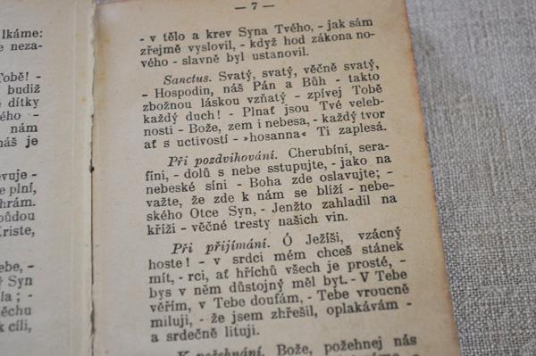 チェコ・チェコ語のアンティーク...